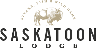 Saskatoon Steakhouse & Wild Game | Greenville SC scroll logo